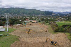 Anderson Park Progress
